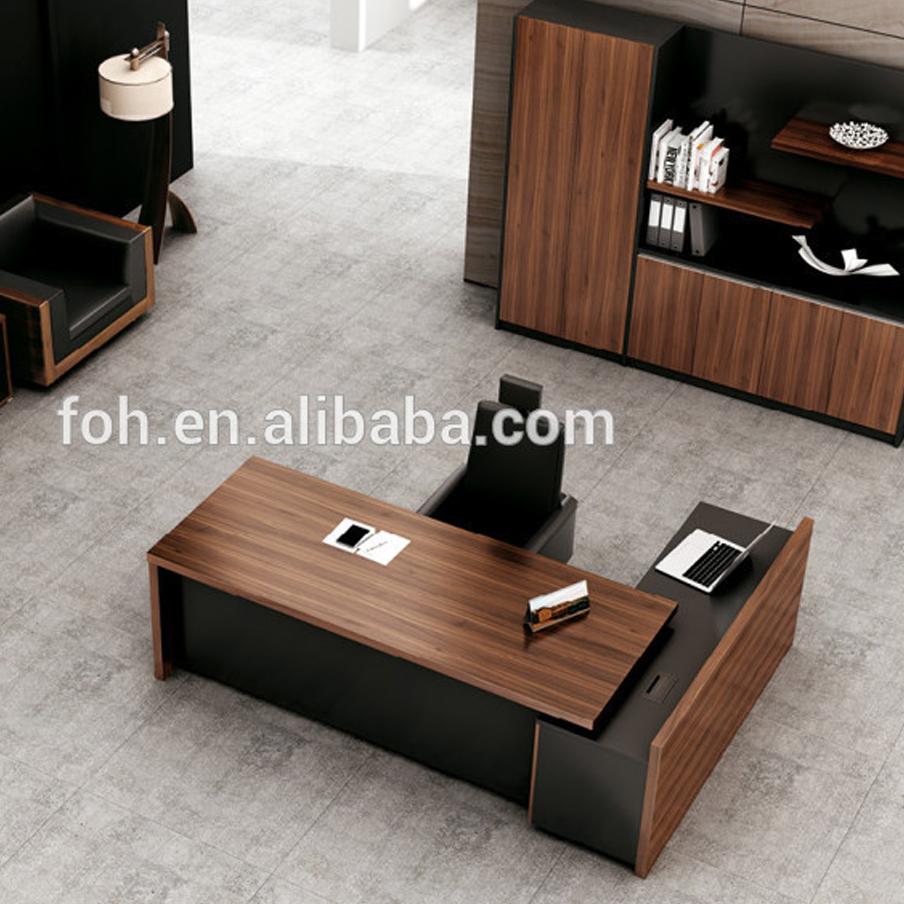 Modern Office Furniture Warehouse Desk(foh-hme6) - Buy High