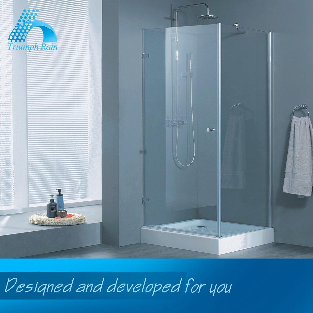 Snelle doorlooptijd beste prijs comfortabel ontwerp douche ideeën ...