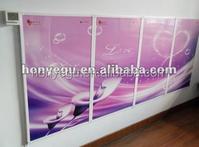 Carbon Crystal Wall Painting Heating Infrared Heater