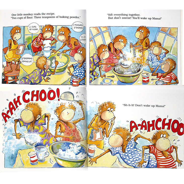 wholesale children picture book printing