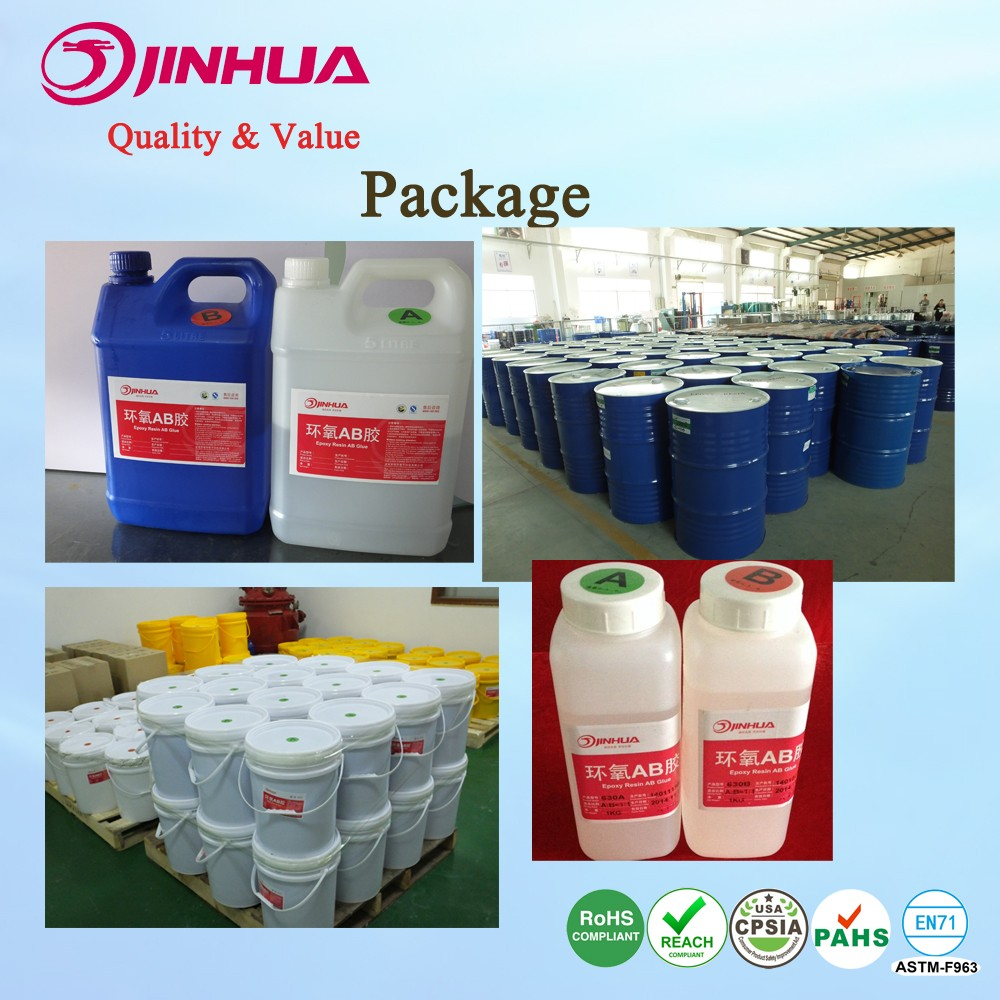 White Epoxy Potting Glue/Potting Compound for Electronic Components Encapsulation