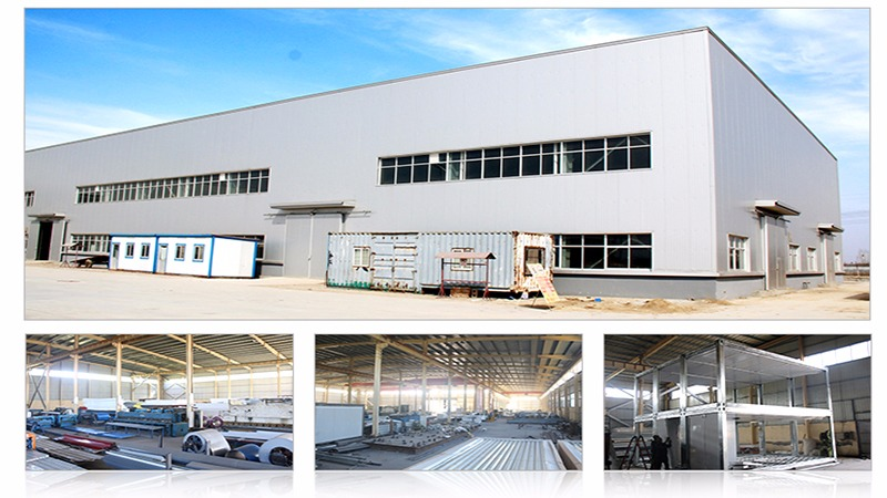 Hebei Baofeng Steel Structure Co., Ltd.   Steel Structure Building,  Expandable Container House