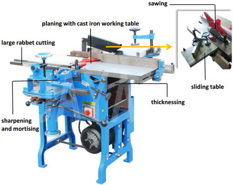 Lida Original Multi Use Woodworking Machine Ml393a For Sale Popular