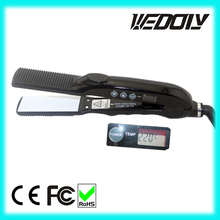 Hot sales Good quality heater perfect Jet black flat iron 4000C