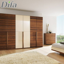 Custom Wood Furniture Wardrobe Bedroom,Wooden Clothes Cabinet