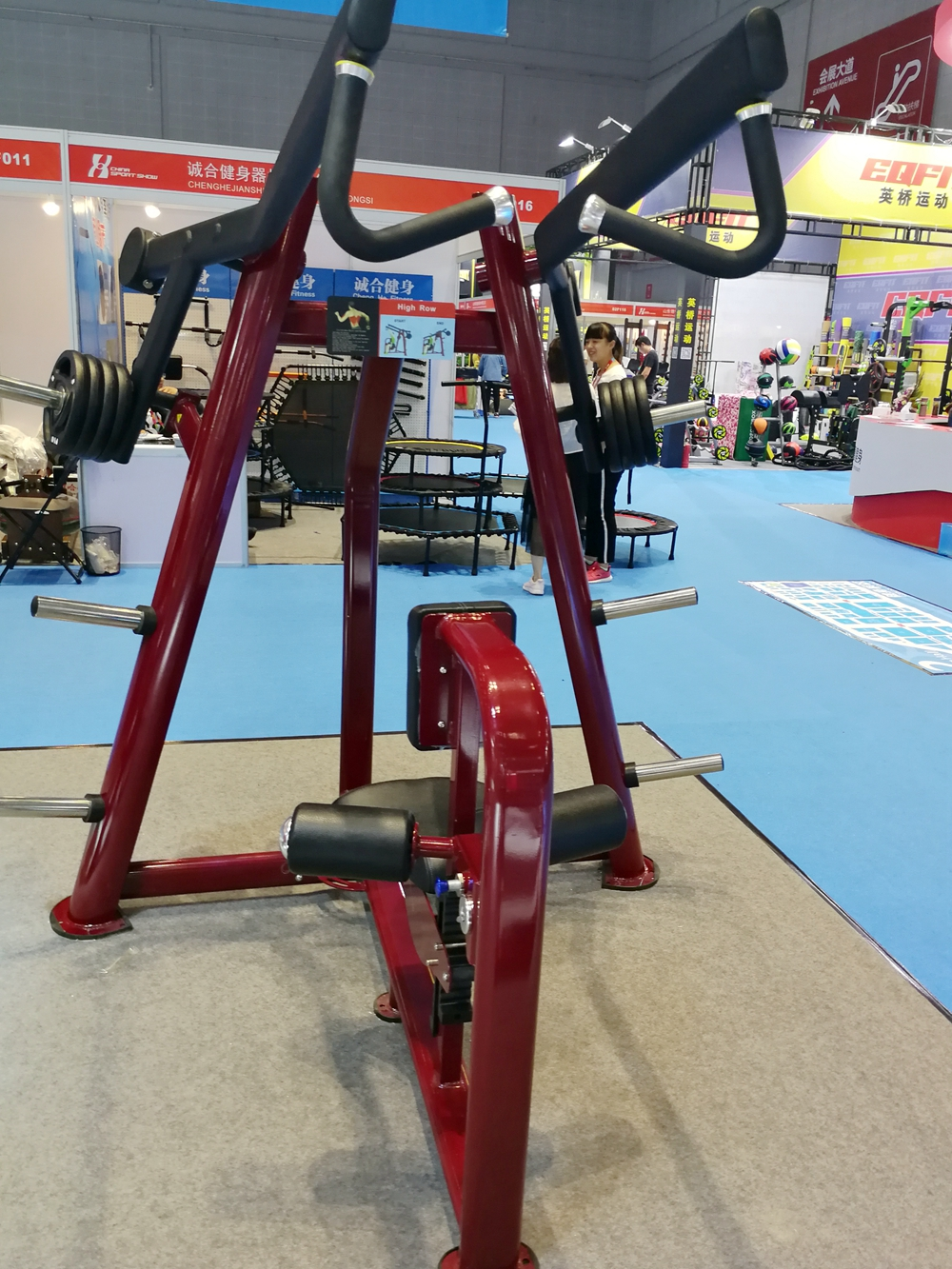 high quality hip thrust gym equipment commercial use for body building