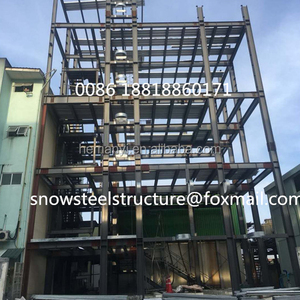 steel structure building warehouse commerical building structural