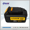 DeWalt 20V power tool Battery 3000mAh Li-ion battery for replacement Power Tools