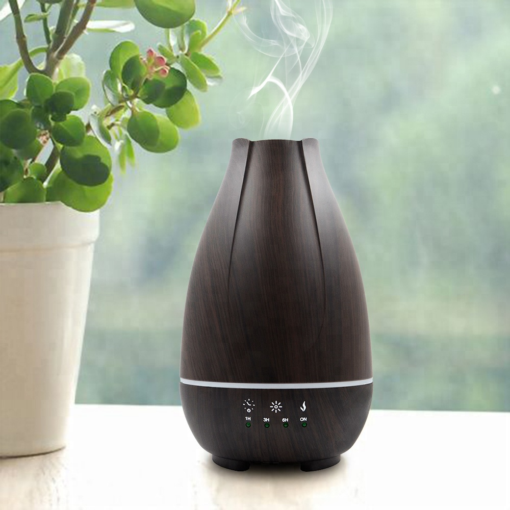 Home Fragrance Natural Essential Oil Diffuser, 500ml Ultrasonic Aroma Diffuser Creat A Aromatic Atmosphere