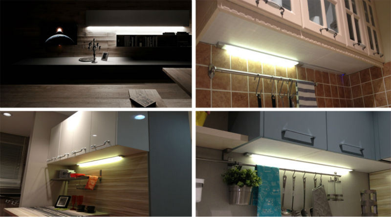 Alibaba Led Lights Proximity Sensor Kitchen Lighting Led 12v Strip ...
