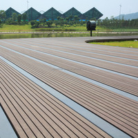 High quality outdoor Wood Plastic Composite deck / garden for WPC decking / WPC flooring