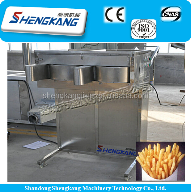 SK hot sale frozen french fries production line, frozen french fry plant, frozen french fries making machine
