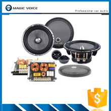 Magic Voice High End Car Audio 200watts 6.5'' Two Way Component Speaker MC-B1