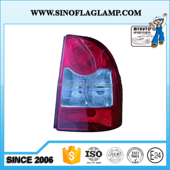 12V Halogen Certified Tail Lamp Used for FIAT STRADA 2008 2009