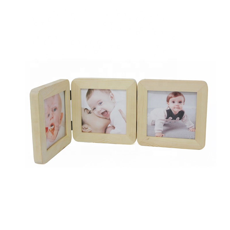 Personalised baby scan ultrasound first photo frame multi aperture 3 triple gift