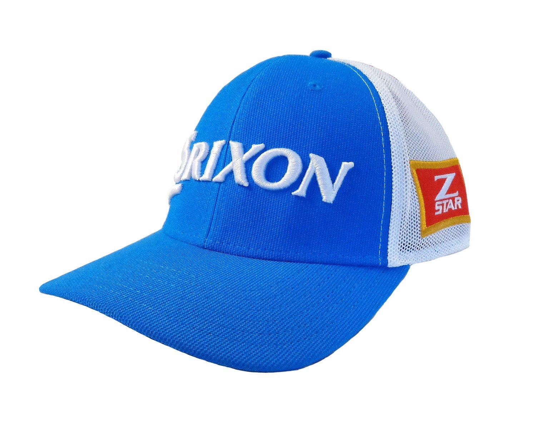 b8698ca45d2 Get Quotations · NEW Srixon Z-Star 6P Trucker Royal Blue White Adjustable  Golf Hat Cap