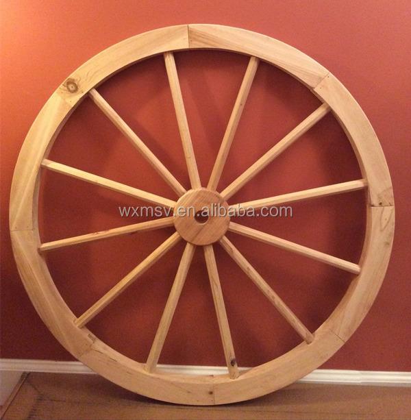 Antique wooden wagon wheel for chandelier DIY - Antique Wooden Wagon Wheel For Chandelier Diy - Buy Wooden Wagon