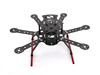 Custom CNC Carbon Fiber Frames for RC Aircraft, Quadcopter, Multicopter, Multirotor