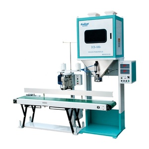 DCS pre-made bag packing machine with plc system manufacturer