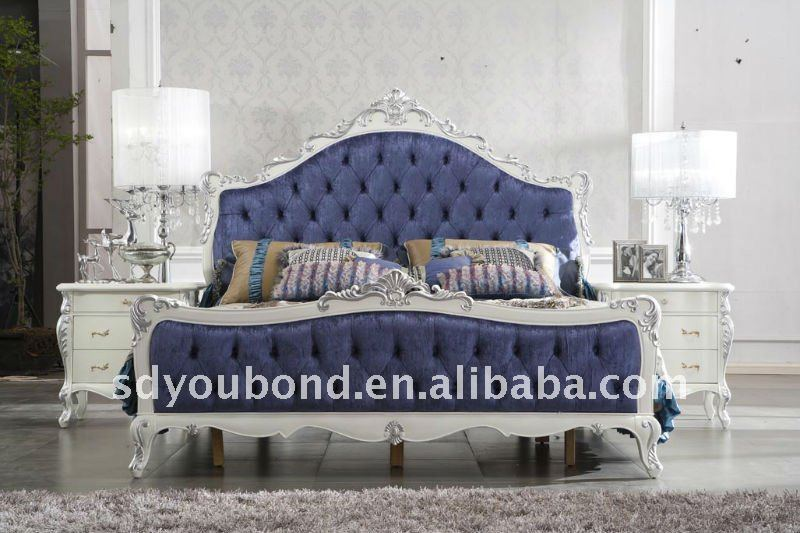 Luxury Wood Carving Bedroom Set Furniture White King Size Neo Classical  Bedroom Furniture 0036 - Buy Wood Carving Bedroom Furniture,Neo Classical  Wood ...