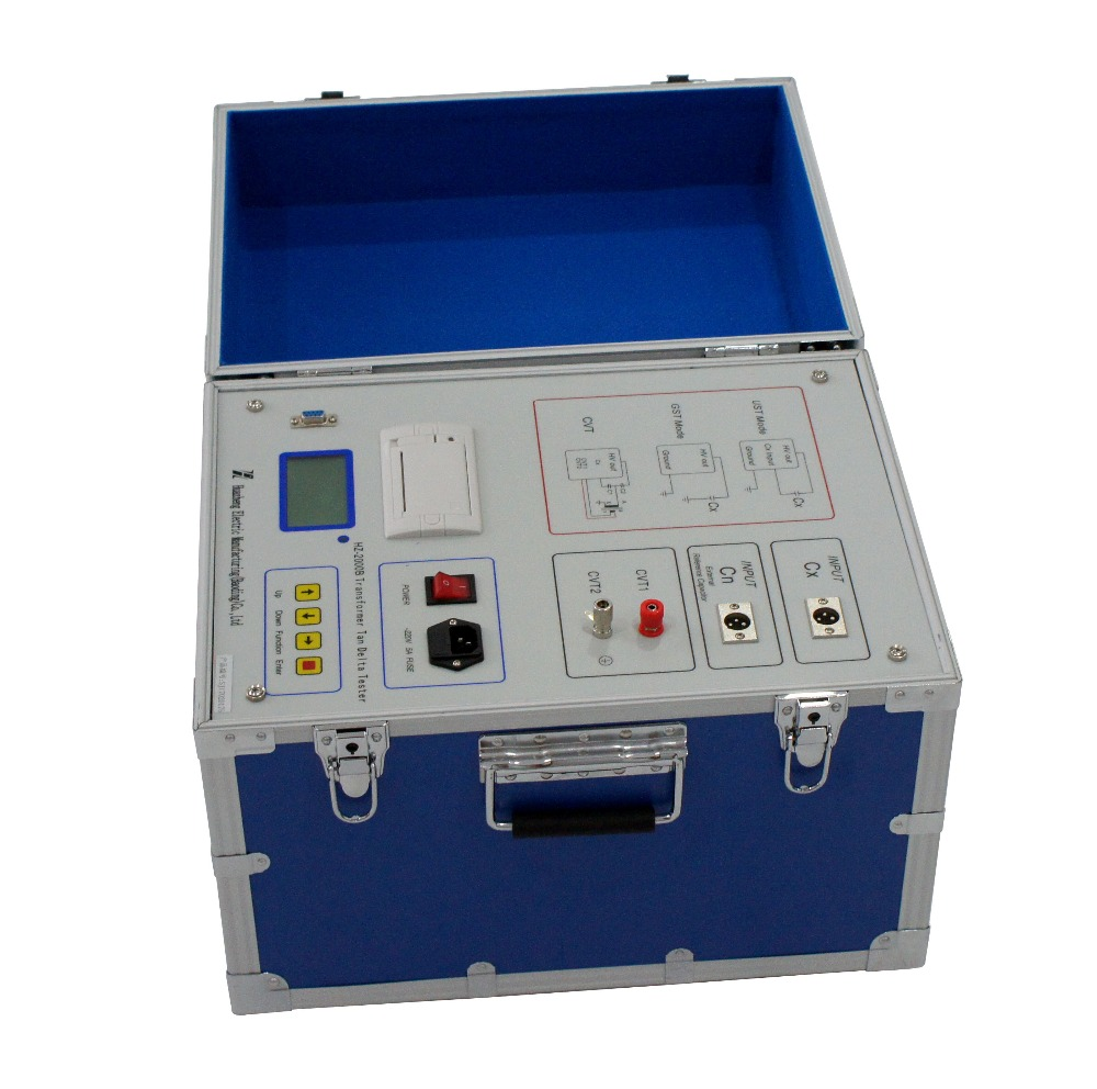 Loss Tester with good price Automatic dielectric loss set