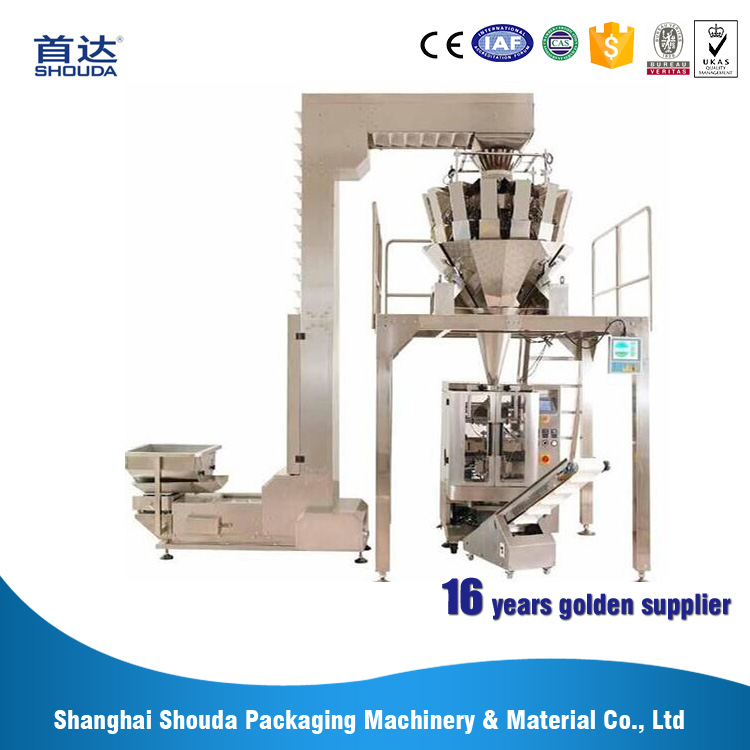CE Approved automatic weighing packaging machine Factory price reliable quality