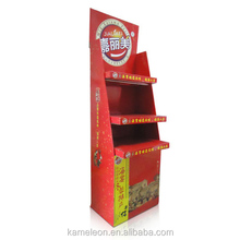 Shenzhen Marketing POP Up Kartonnen Display Stand voor Drankjes, <span class=keywords><strong>POS</strong></span> Wijn Display