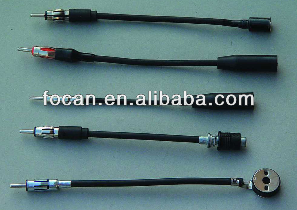 car antenna extension cable with Jaso plug