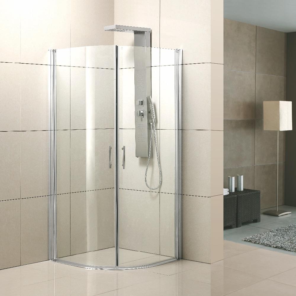 Hangzhou Quadrant Free Standing Aluminum Shower Enclosure Cubicle ...