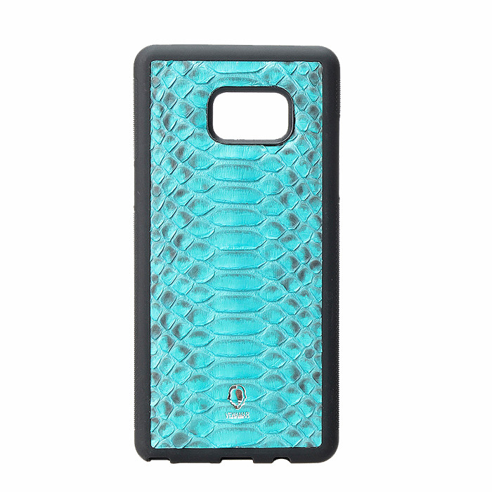 New Products Real Python Snakeskin Leather Shockproof Case For Cell Phone