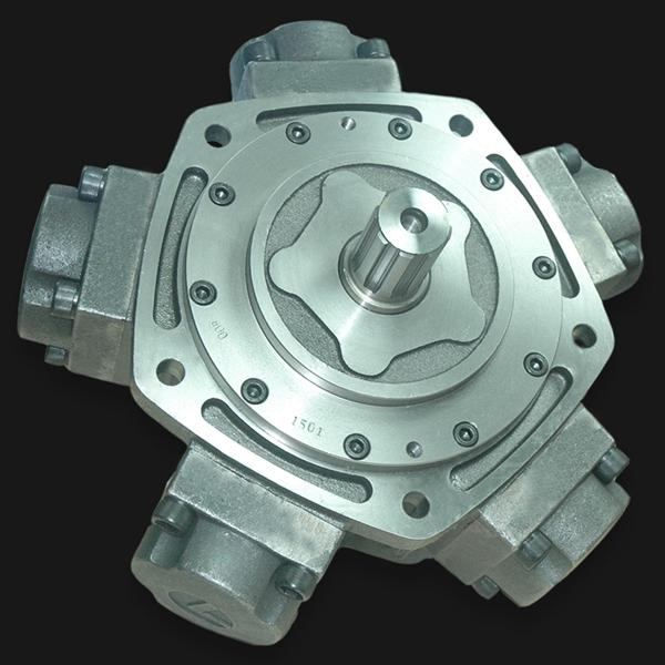 11-800 low speed high torque Radial piston motor