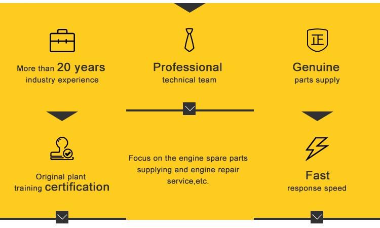OEM Diesel Motor Teile Geschwindigkeit regierungs bord 3044196 für Cummins