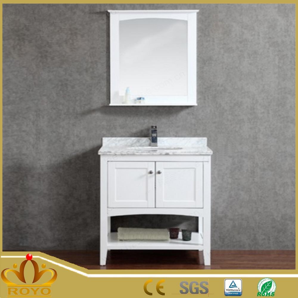 China Bathroom Cabinet White Painting, China Bathroom Cabinet White ...