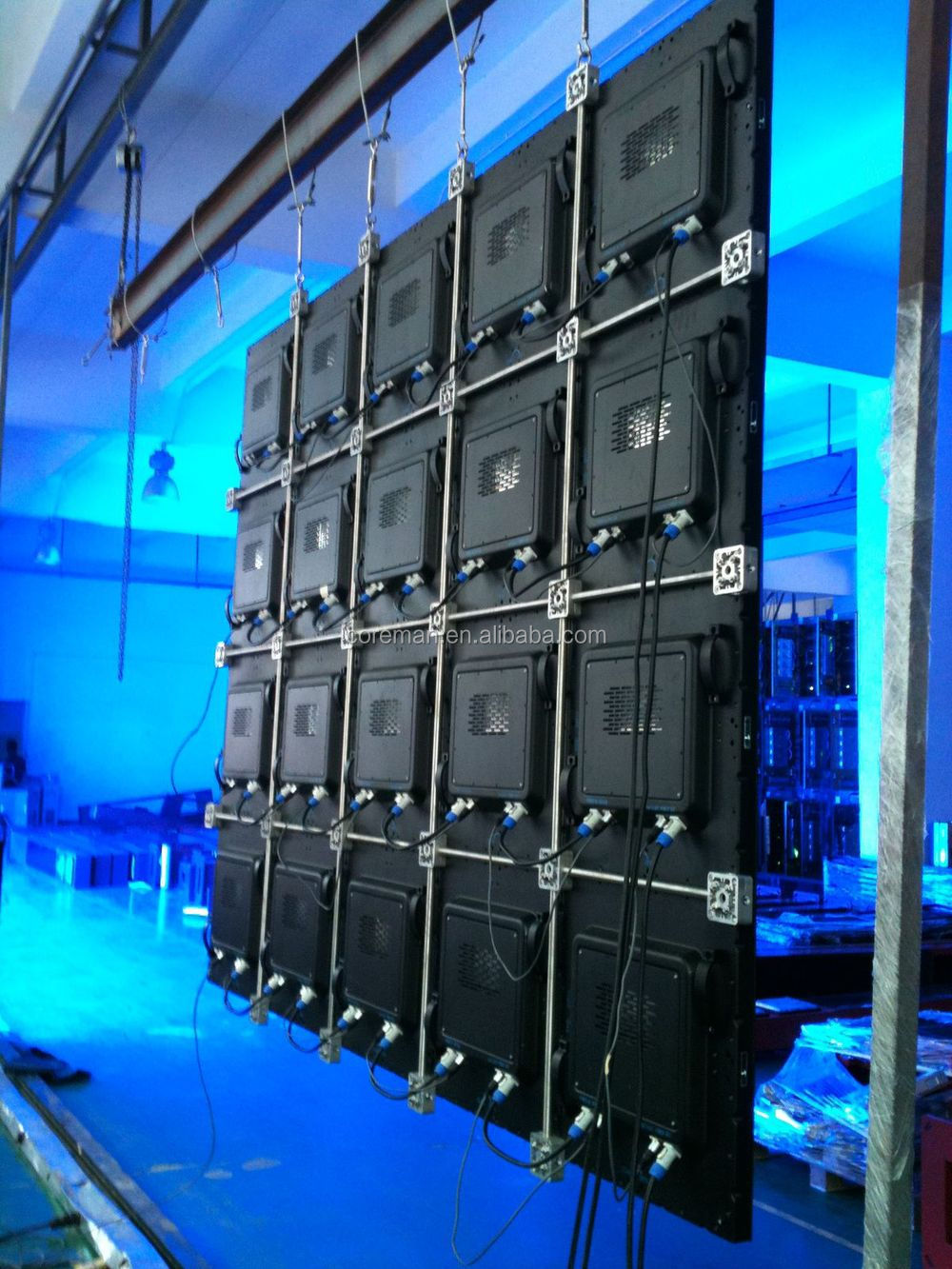 Sound Concert Shenzhen Led Display P3 Outdoor 3d Wall