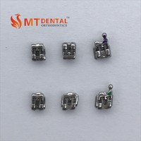 best seller dental DM series MBT self ligating brackets 018