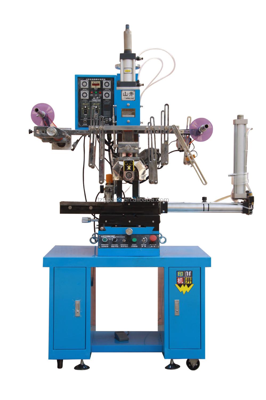 Heat transfer sticker printing machine manufacturer heat for T shirt manufacturing machine in india