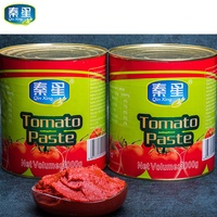 red paste raw material canned tomato sauce from diced tomatoes