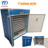TD-4224 Poultry equipment eggs incubator export to south africa/kerosene incubator