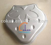 strawberry shape cake pan CK-C010