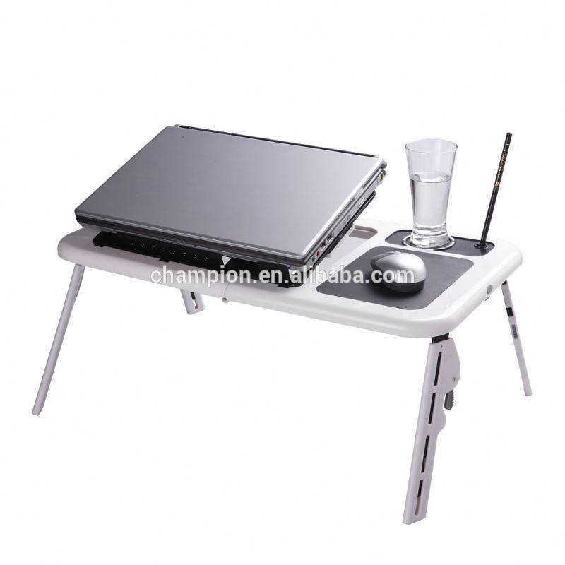 Etable factory portable foldable laptop stand/tray/desk/table for US