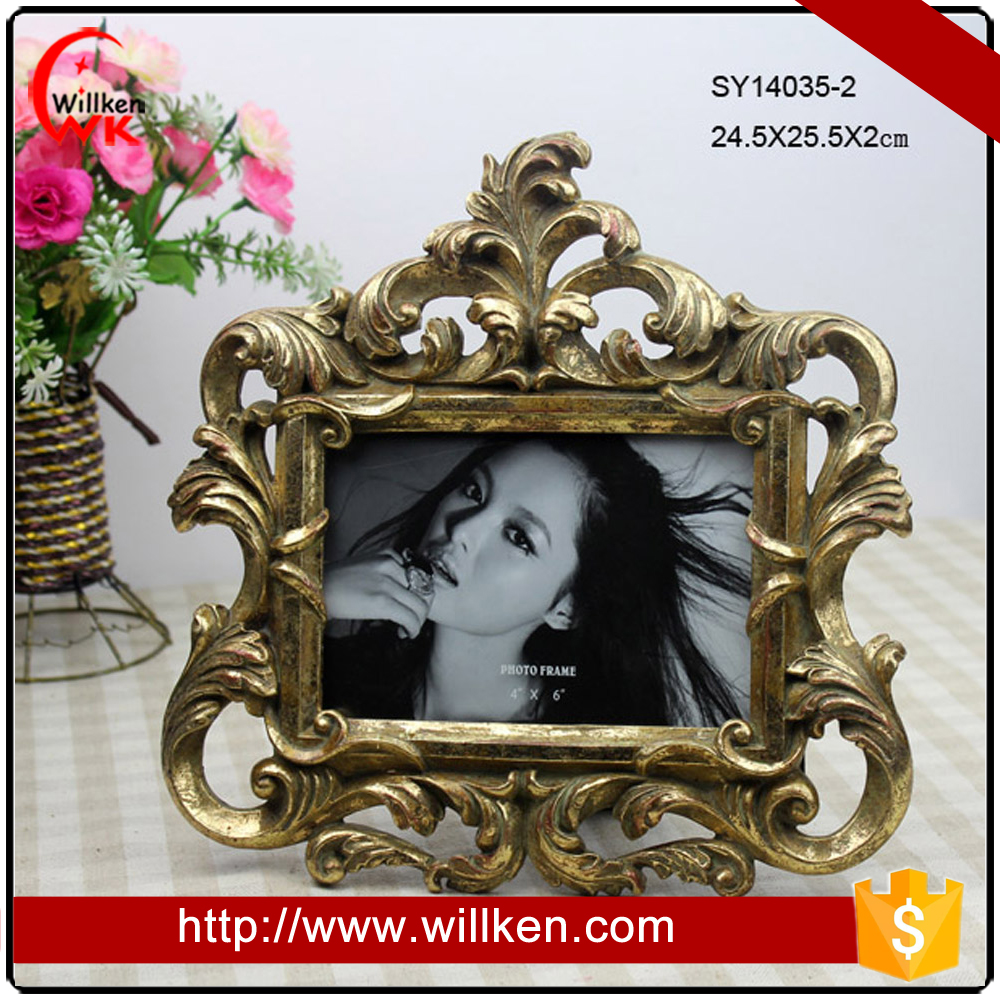 promotion seasonal sale vintage photo frames with best quality and low price