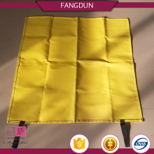China supplier custom fire blanket packed by pvc box