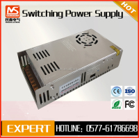 Minsen 350w 12V 30A single output slim swithing power supply