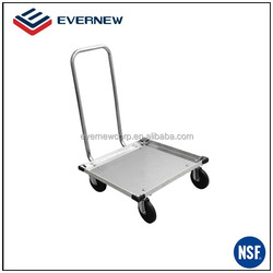 Platform rack dolly easy to roll dolly with handle shock price