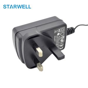 Hot selling indoor using 12V 1.5A switching power supply adapter for neon light, LED, CCTV