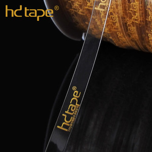 Clear Elastic Transparent Tpu Tape band for hanger loop