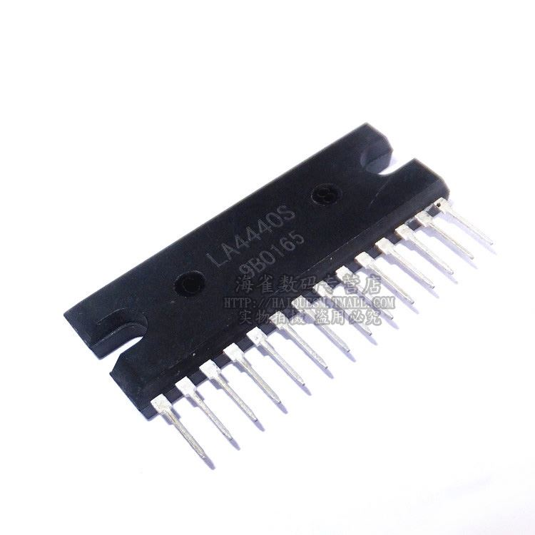LA4440 Two-Channel Audio Power Amplifier Integrated Circuit--HQSM IC Electronic Component