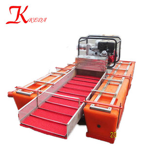 Professional Chinese Portable 8 Inches Gold Dredge 4 For Sale With High Recovery Rate