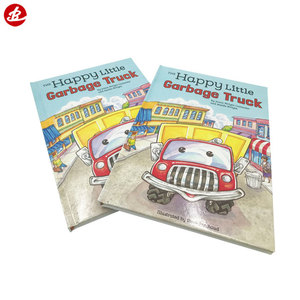 New Good Quality English Story Kids Children Books Printing For Child Book