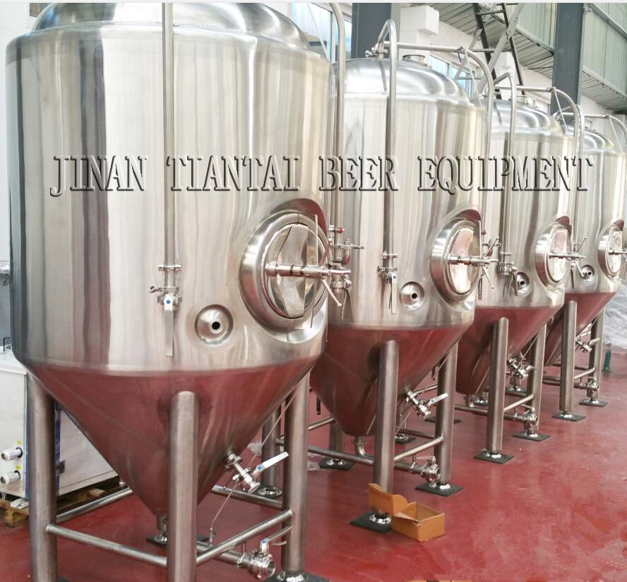 7bbl Brewery Beer System For Beer Brewing And Fermentation